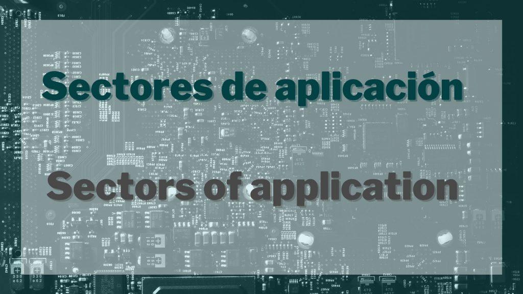 Sectores de aplicacion (1)